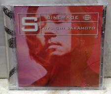 Ryuichi Sakamoto Cinemage CD