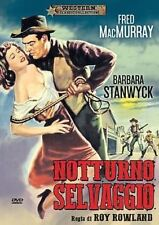 Dvd NOTTURNO SELVAGGIO - (1961) Western *** A & R Productions *** .....NUOVO
