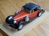 SOLIDO Age d'Or - Delage D8 120 1939 # 4031 vintage car miniature scale model