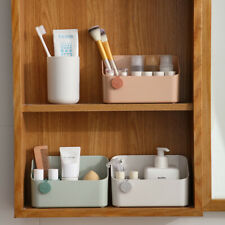 Cosmetic Storage Box Stationery Desktop Makeup Organiser Box Plastic Storage Box