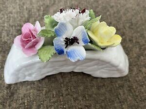 "Royal Doulton ""Flowers On The Bridge"""