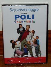 POLI DE GUARDERIA-KINDERGARTEN COP-DVD-NUEVO-PRECINTADO-NEW-SEALED-CASTELLANO