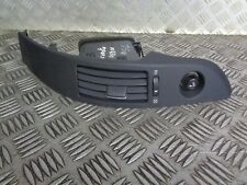 2008 TOYOTA COROLLA VERSO DRIVER FRONT DASHBOARD AIRVENT WITH CIGARETTE PANEL