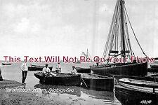 ES 210 - The Whitebait Fishers, Leigh On Sea, Essex - 6x4 Photo