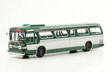 "Bus GM NEW LOOK ""FISHBOWL"" TDH-5301 1965  1:43 New in Box diecast model autobus"