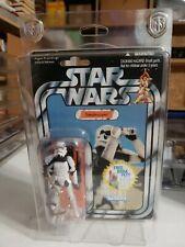 Star Wars The Vintage Collection Sandtrooper Vc14 w/FigureShield