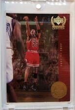*Rare* 1999 Upper Deck Century Legends Most Memorable Shots #MJ6 Michael Jordan
