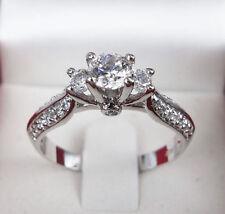 Handmade Diamond Cocktail Fashion Rings