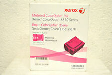 Encre Solide XEROX METERED 108R00963 ColorQube Ink 8870 8880 Magenta 6 sticks