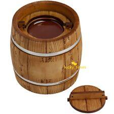 Honey Keg Winnie Joy, 100% Organic Honey, Linden Keg, Bee Wax Sealed