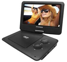 "Sylvania 9"" Swivel Screen Portable DVD Tablet Player Battery, USB/SD Card Reader"