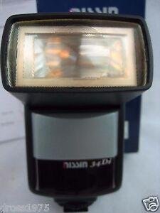 Nissin 34Di Auto Flash for Canon Cameras