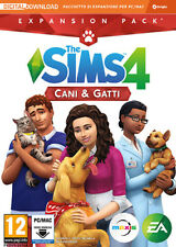 The Sims 4 Cani & Gatti PC IT IMPORT ELECTRONIC ARTS