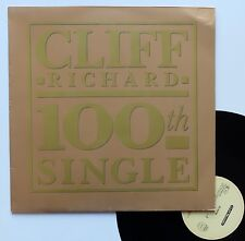 "LP maxi Cliff Richard  ""100th single - The best of me"" - (TB/EX)"