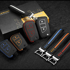 For Buick LaCrosse 2017 Smart Remote Key Case Cover Holder Chain Key Bag Case