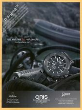ORIS Force Recon GMT - Watch Print Ad