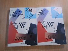 ONEWE - ONE (1st Promo) with Autographed (Signed)
