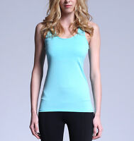 Coovy ATHLETE Womens Fitness Tank Top Active Wear Running Yoga Shirts Workout