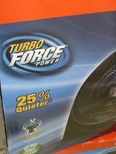 "Honeywell TurboForce Floor Fan - 18"" - Black (HF910CV3)"