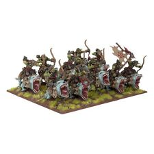 GOBLIN FLEABAG SNIFF REGIMENT  - KINGS OF WAR - MANTIC GAMES-SENT FIRST CLASS