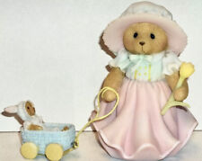 Cherished Teddies Enesco There's Spring To See Laraine New Nib Cute 2015