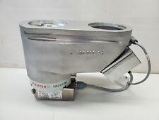 Pfeiffer Tmh 261 130 Turbomolecular High Vacuum Pump With Tc600 Controller