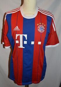 Trikot vom FC Bayern München, Saison 2014/2015, Größe M, adidas   *Sammlerstück*