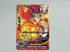Buddyfight Heated Up Sun, Bal Dragon D-BT02A/0006EN R FOIL Version