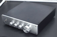Weiliang Class A audio preamplifier preamp amp Volume adjust with 2X LME4972HA