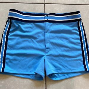 SALE  Cool 70s80s Super Short Track Suit Shorts  Runners Shorts