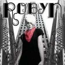 ROBYN Robyn Self-Titled S/T CD BRAND NEW w/ Bonus Track Jack U Off