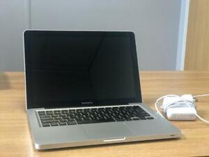 "Apple MacBook pro Intel core (i5) 13.3""  2.4 GHz 8GB RAM 500GB HDD A Grade(2011)"