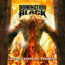 DOMINATION BLACK - Dimension: Death HEAVY