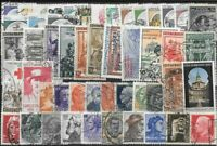 ITALY - 50 pcs Mixed Stamp Lot