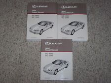 1995 Lexus SC300 SC400 SC 300 400 Shop Service Repair Manual 3.0L 4.0L V8 Coupe