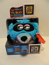Mush A Bellies Racket Raccoon Magic before your eyes   ***New in Box***