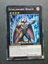 Steelswarm Roach CT09 Super Rare - limited ed - Yugioh Cards #KS