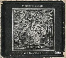 MACHINE HEAD - THE BLACKENING [BONUS DVD] [PA] USED - VERY GOOD CD