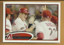 Paul Goldschmidt 2012 Topps Series 2 Card # 608 Arizona Diamondbacks Baseball