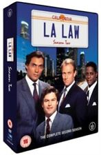 L.a. Law Season 2 DVD The Complete Second Series Two Jimmy Smits La