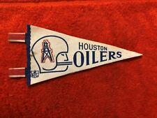 1960'S VINTAGE NFL MINI PENNANT HOUSTON OILERS