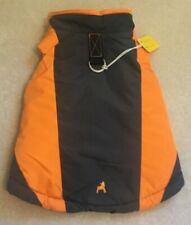 New listing New Gooby Dog - Trekking Jacket - Orange Pewter - L Large New Nwt