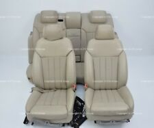 Bentley Continental Flying Spur Set of seats front and rear