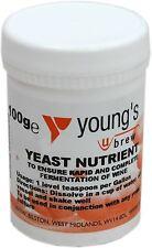 Lievito Nutrienti 100g Youngs birra fatta in casa & Vinificazione