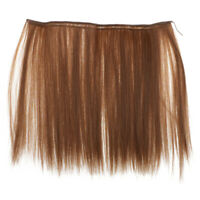 Heat Resistant Long Curly Wigs, Synthetic Hair Weft, Bulk Wigs, Straight