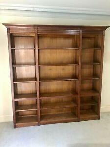 Selling 1 solid timber oak shelves fully adjustable