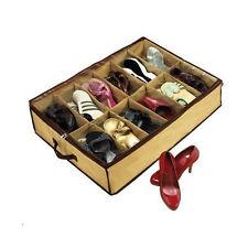 Lot De 1 Organisateur Housse Range Chaussures Shoes Under = 12 Paires - Neuf