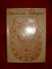 The Concise Encyclopedia Of American Antiques by Helen Comstock - 1969