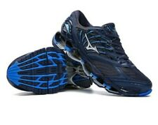 Mizuno Men's Wave Prophecy 8 in BLUE WING TEAL-SILVER BW73
