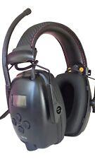 2 x Howard Leight SYNC Radio AMFM Digital Earmuff Black Protect Ride On Tools